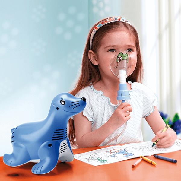 Sami the Seal Nebuliser for children
